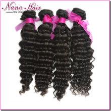 Nana Beauty Rosa KBL Deep Wave Xsion for black women 100% Raw Unprocessed queen weave beauty
