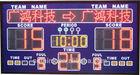 electronic led portable basketball scoreboard from China