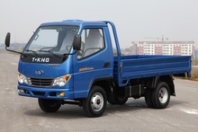 4x2 Diesel Type 0.5ton Mini cargo Truck Van For Sale