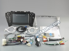 WITSON CAR VIDEO PLAYER FOR TOYOTA CAMRY 2012 with iPhone ready