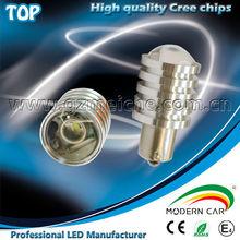 2014 hot sale 1156/1157/3156/3157 Base with lens high power chips 12V auto led bulb car led light