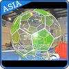 2015 High Quality Inflatable Water Footballs Walk on Water Ball, Hot Football Pit Inflatable Water Ball