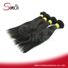 Natural color unprocessed 100% brazilian human hair african kanekalon hair braid