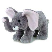 giant plush elephant, elephant plush toy, large plush elephant