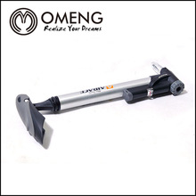 Eco-friendly design bicycle single cylinder\car tire foot pump