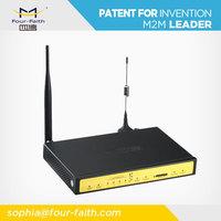 F3434 3g modem,vpn gprs cellular 3g modem antenna 3g wifi router with sim card slot 3g to wifi PSTN converter