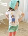 frete grátis venda quente do verão crianças roupas de bebê menina vestido crianças roupas de dança