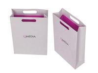 shanghai luxury laminationed paper gift bag&shopping bag&packaging bag