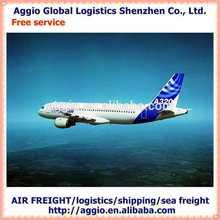 Service de fret aérien de shenzhen vers l'australie pour bon soin des ongles imprimante logistique aérienne