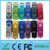 Novelty bulk items metal & plastic swivel usb stick accept paypal