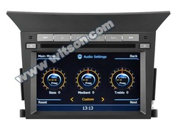 WITSON FOR HONDA PILOT 2013 CAR RADIO with iPhone ready
