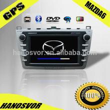 Car DVD GPS TV BT Ipod for mazda 6