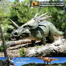 My-dino art robotic dinosaur for indoor playground