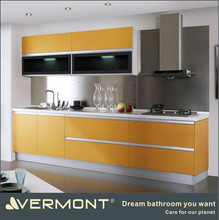 yellow color kitchen furniture hot sale in Canada