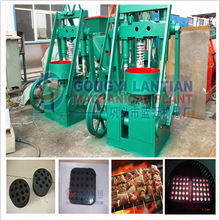 China manufacturer coking coal/brown coal/carbon powder coal fine briquette making machine