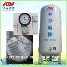 china nuevo diseñado líquido criogénico oxígeno planta de precios