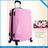 high quality lightweight hardside 4-wheels trolley case