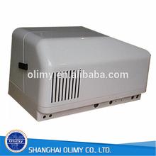 Fiberglass hard cover for generator FRP GRP generator cover