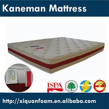 Newest Design High Quality memory foam mattress/memory foam bed