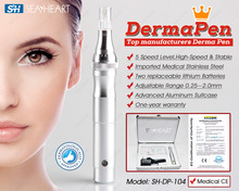 Rechargeable! Newest High Quality Auto Electric Derma Pin Pen Micro Needle