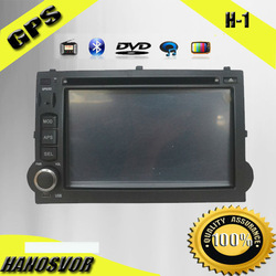 HANOSVOR Factory Directly Sale Touch Screen 2 Din Hyundai H-1/Grand Starex Car Radio DVD GPS