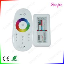NEW Design! 2.4G RF Remote Multicolor Smart wifi led rgbw controller