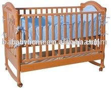 2014 Home furniture swinging baby crib