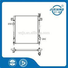 auto aluminum radiator /mechanical radiator /brazing radiator For Dodge CORE SIZE :505*608*26