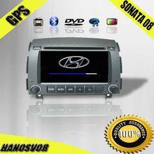HANOSVOR Factory Directly Sale 2 Din Touch Screen Car Radio for Hyundai SONATA NF