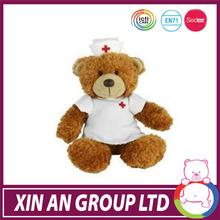 2014 hot sale nurse teddy bear