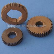Carbon steel spiral worm gear