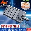 high quality high lumen 200w cree off road led light bar