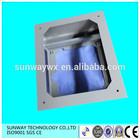 China sheet metal powder coated manufacturer