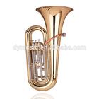 Wisemann DTU-500 intermediate model BBb gold lacquered Tuba