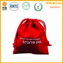 velvet dust bag for gift promotion