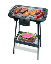 popular fold legs electric indoor or outdoors table barbecue bbq grills