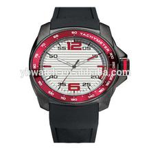 YB 1014 vogue quartz 3 atm stainless steel back discount brand watch