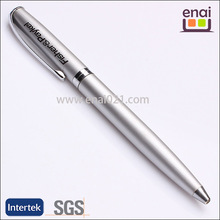 Tailor -made gift metal printable writing ball pen with logo