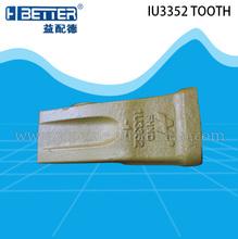 undercarriage parts IU3352 excavator tooth point