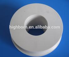 99% alumina ceramic gear , ceramic guide roller