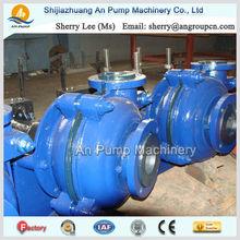 coal washing rubber liner / hard metal liner slurry pump