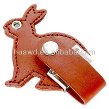 2014 promotional item 1gb/2gb/4gb/8gb/16gb leather usb custom logo leather usb 8gb leather usb flash drive made in china
