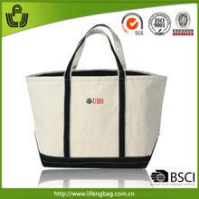 Custom design eco-friendly wholesale promotional felt shoulder bag