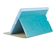 PU+PC stand leather case for iPad mini 2