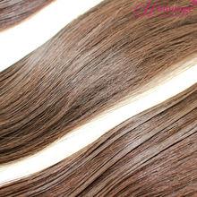 Homeage top quality 100% virgin human hair honey blonde brazilian hair weave