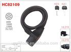 Curly Cable Locks,Bike Security,Bike LockHC82109