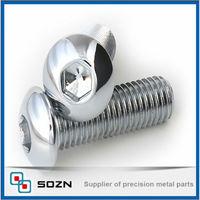Metric furniture cam lock screws