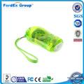 manual de 3 dynamo linterna led linterna squeeze