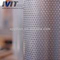 malla de metal perforado