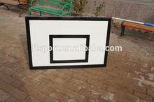 Basketball plywood backboard for training